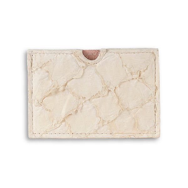 Billie Card Holder - Ivory