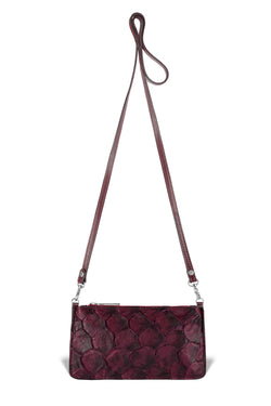 piper & skye pirarucu crossbody handbag