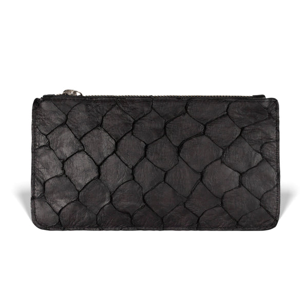 Caso Pouch - Midnight Black Pirarucu