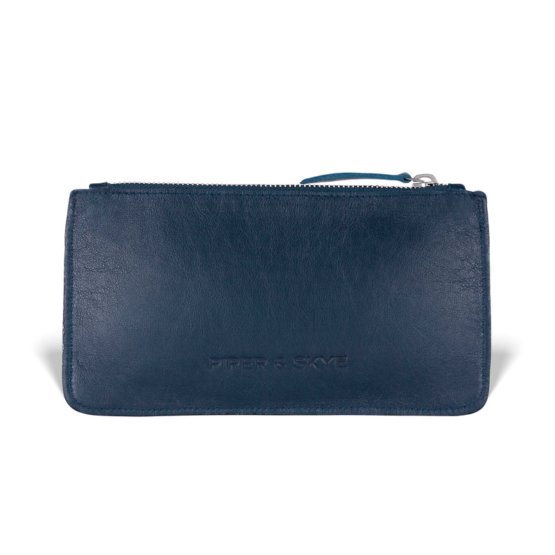 Caso Pouch - Evening Blue Pirarucu
