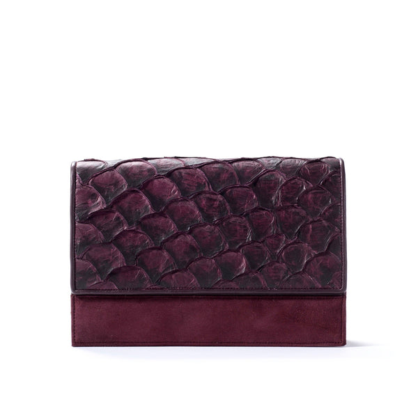 Brava Crossbody - Bordeaux