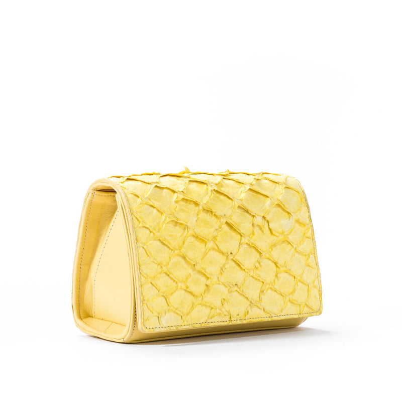 Lola Crossbody - Canary Yellow