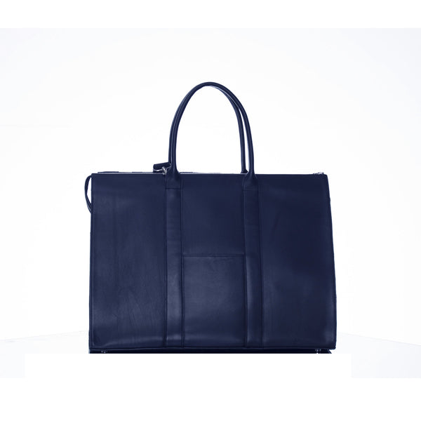 back view of piper & skye cowal luxury weekender
