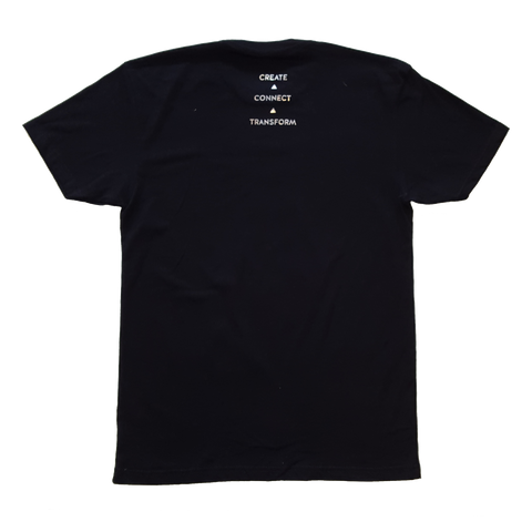 AMP Create Connect Transform T-Shirt