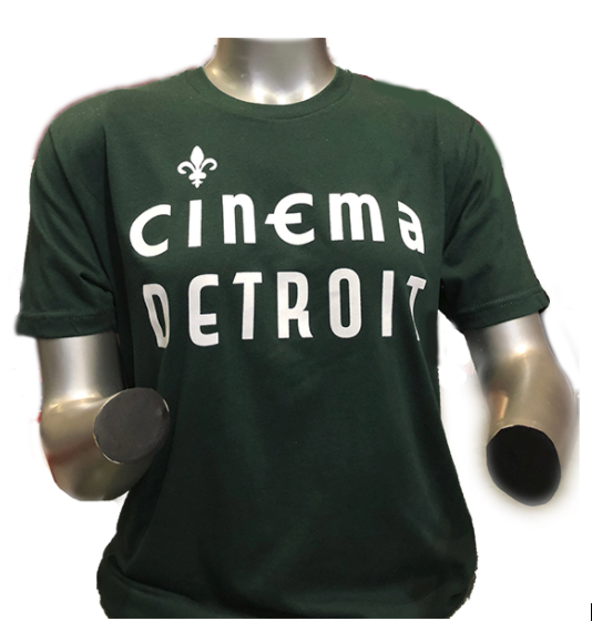 Cinema Detroit T-Shirt