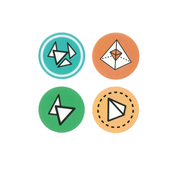 DFS Icon Stickers