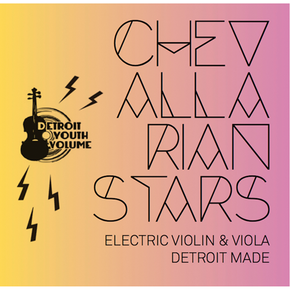 Chevallarian Stars - Detroit Youth Volume CD