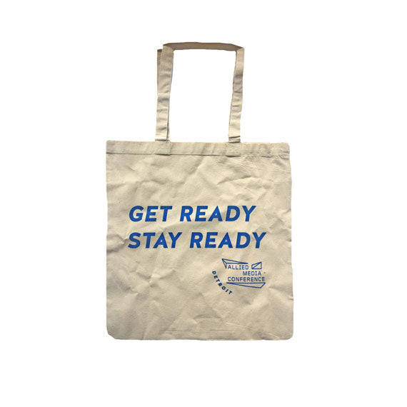 Get Ready Stay Ready Tote