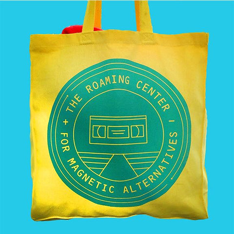 Official RCMA Canvas Tote