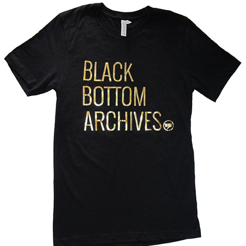 Black Bottom Archives T-Shirt