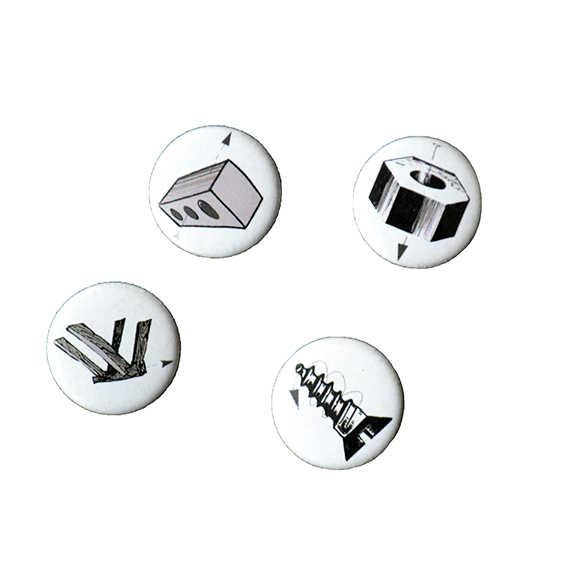 AMC2003 Button Pack