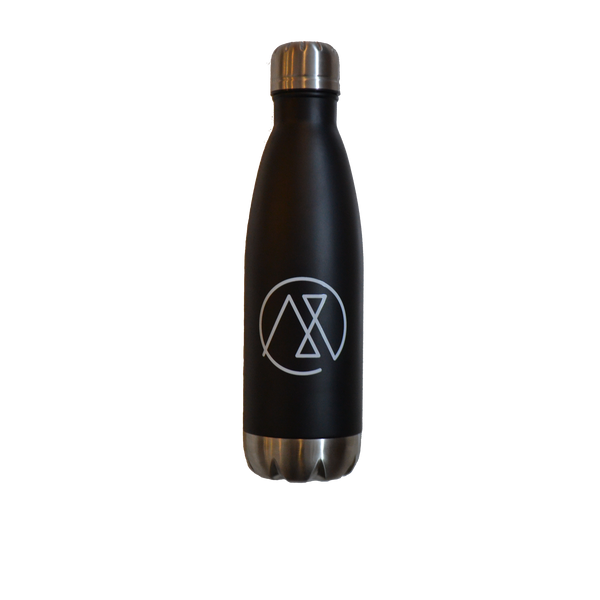 AMP Logo Water Bottle