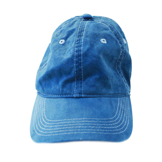 Indigo Dyed Caps