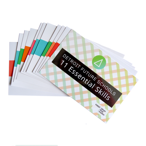 DFS 11 Essential Skills Cards