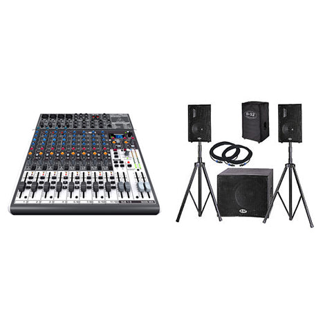Sound System Party Kit