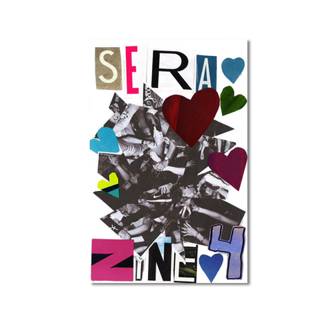 Serazine #4: International Sweethearts of Rhythm (Winter 2016)