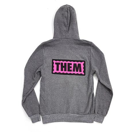 They/Them Hoodie
