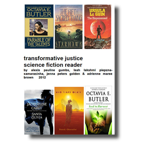 Transformative Justice Strategic Reader