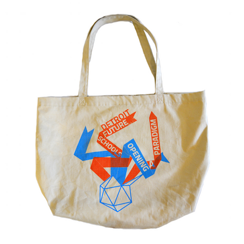 Detroit Future Schools Tote Bag
