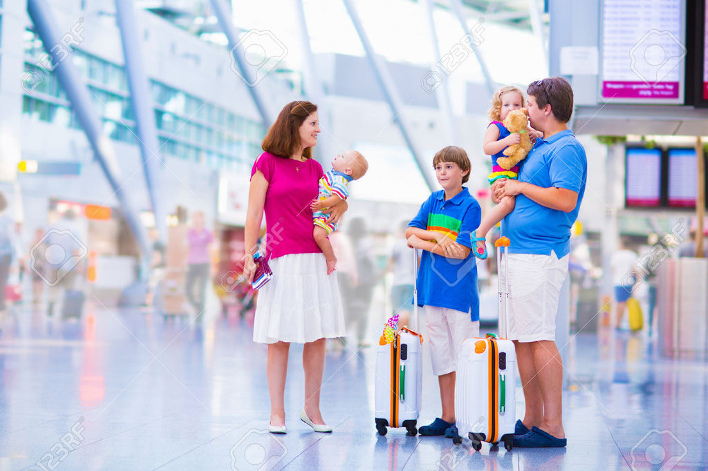 Babies On Board: Air Travel Hacks