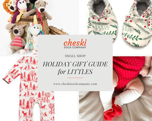 Small Shop Gift Guide for Babies & Toddlers