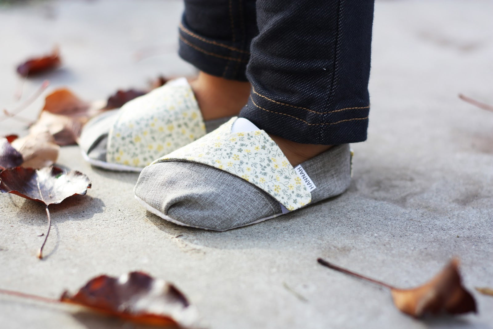 The Cute, The Rad and The Lovely: Beautiful Leather Baby Shoes