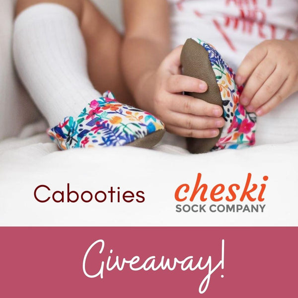 cheski socks & cabooties baby shoes