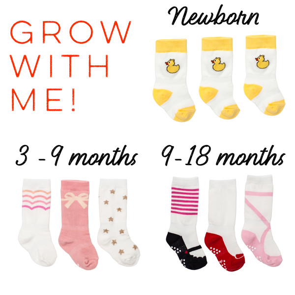 Girl's Grow With Me Bundle