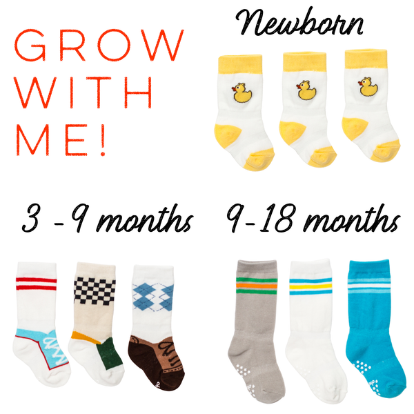 Boys Grow With Me Bundle