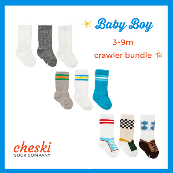 Boys Crawler Bundle (3-9 months)