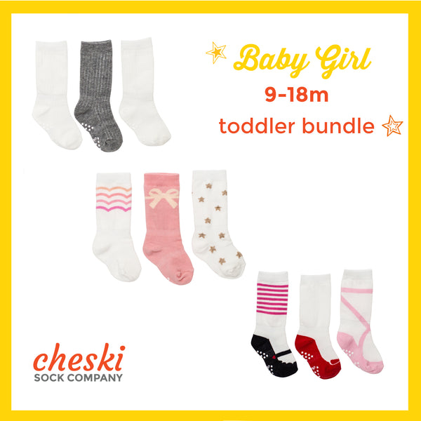 Girl's Toddler Bundle (9-18 month)