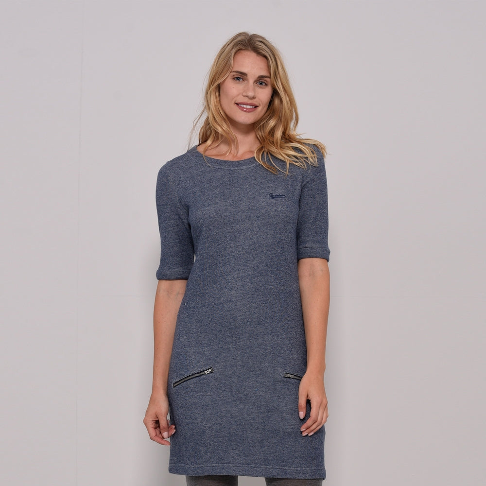 Brakeburn French Terry Dress