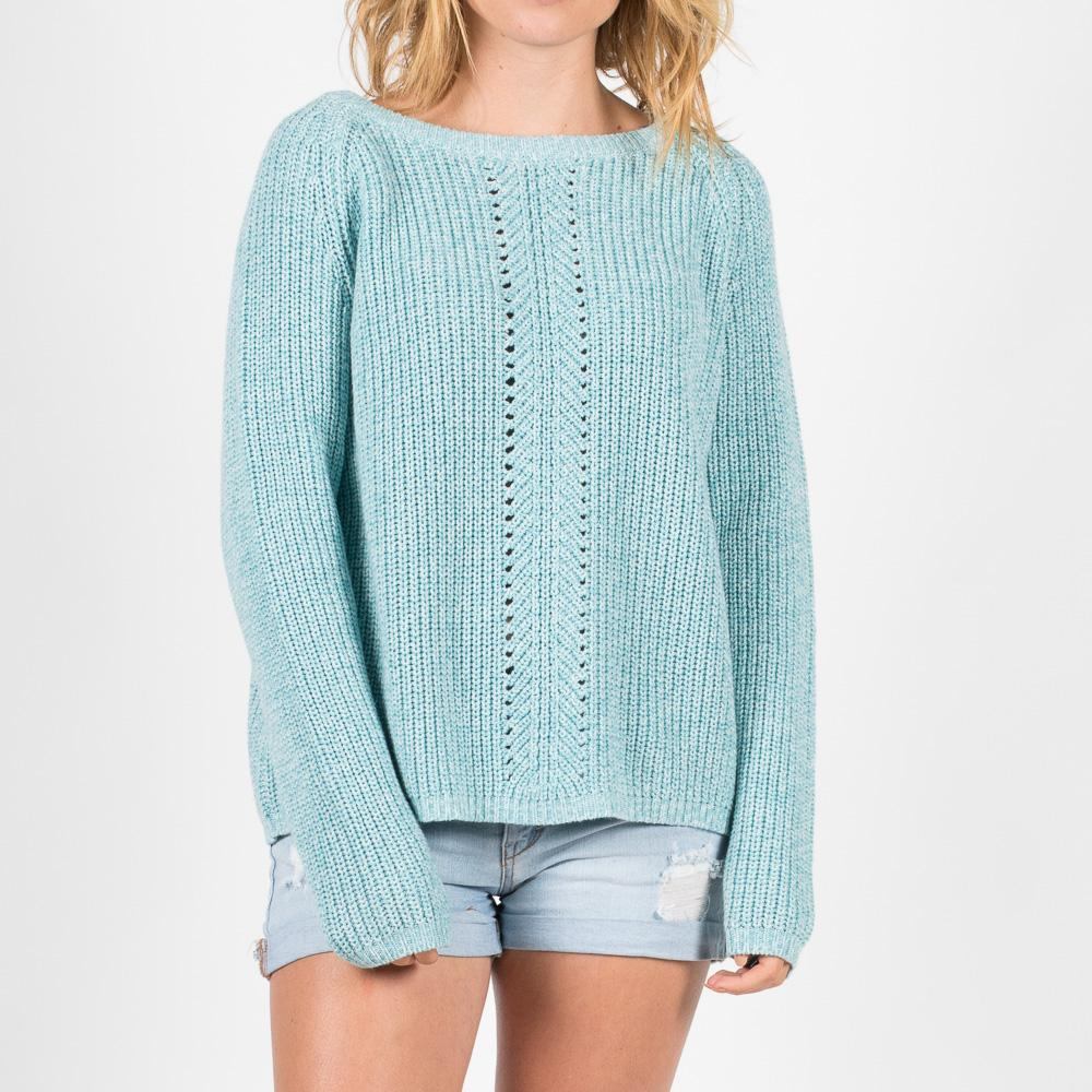 Passenger Overfly Knitted Sweater