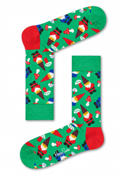 Happy Socks Candy Cane Cracker Giftbox