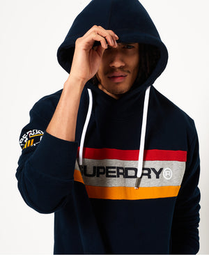 Superdry Trophy Chest Band Hood