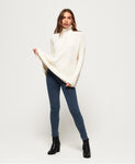 Superdry Maya Ribbed Poncho