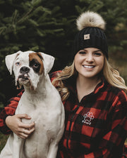 Pawz Buffalo Plaid Fleece Jacket - Pawz