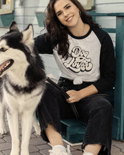 Dog Lover Baseball Tee - Pawz