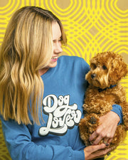 Pawz Dog Lover Front Print Long Sleeve - Pawz