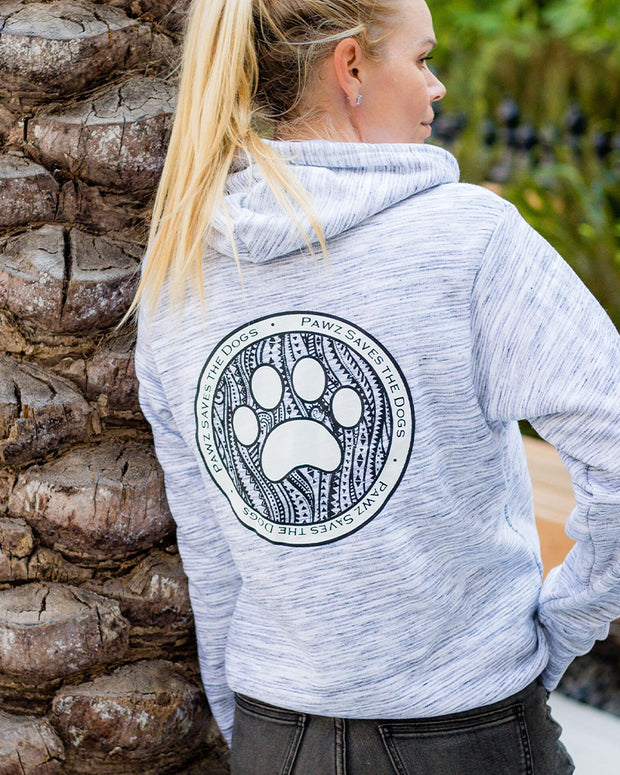 Pawz Marble Coin Hoodie
