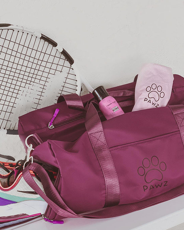 Pawz Everyday Berry Duffel Bag - Pawz