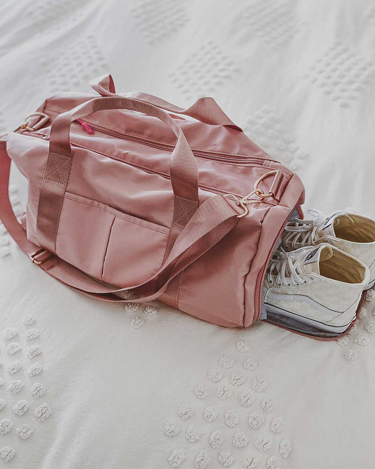 Pawz Everyday Desert Pink Duffel Bag - Pawz