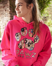 Pawz for All Heliconia Hoodie - Pawz