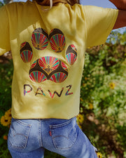 Pawz Return to Oz Yellow Tee - Pawz