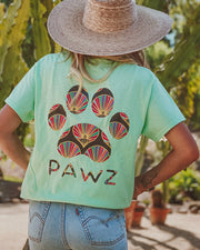 Pawz Return to Oz Mint Short Sleeve Tee - Pawz