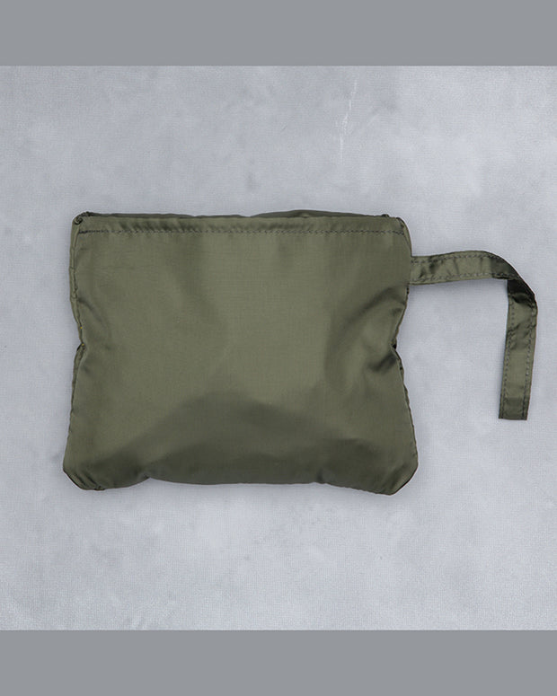 U.S. ARMY PACKABLE DOG RAINCOAT - Pawz