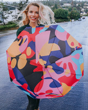 Multi Color Pawz Saves the Dogs Umbrella - Pawz