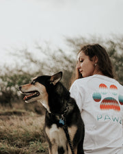 Pawz Popsicle Print White Long Sleeve - Pawz