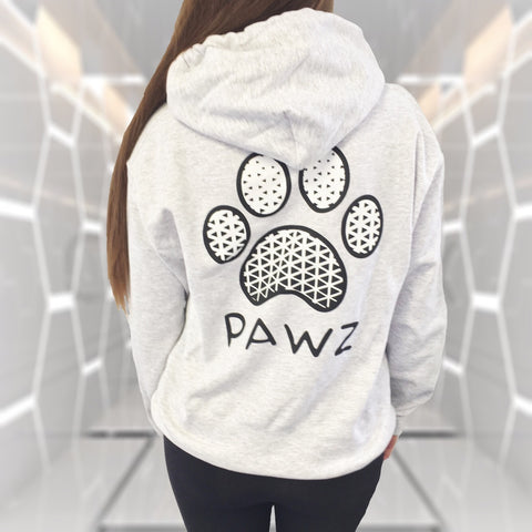 Hooded Ash Visionary Print - Pawz