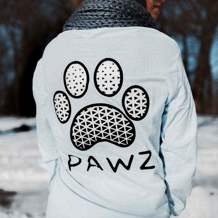 Long Sleeve Sky Visionary Print - Pawz